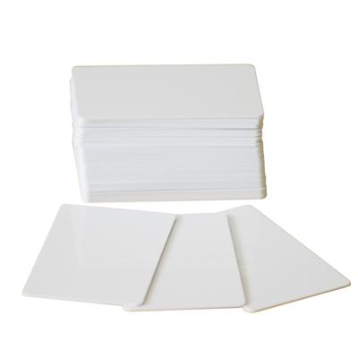 PVC Karten PVC cards