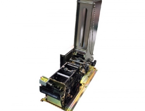 KHT-2300 Kartenspender mit Schubmechanismus und Karteneinzug für RFID