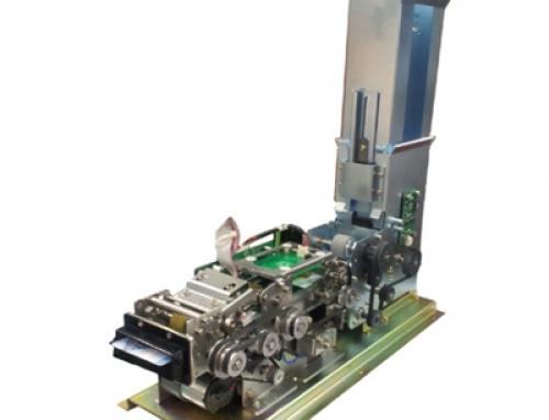 CIM-3800 Kartendrucker mit RF-Kodierer und Wechselmagazin