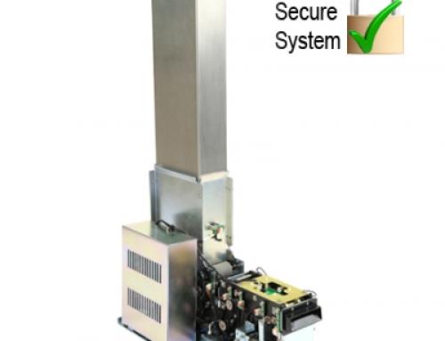 CSC-2800 Kartenspender, RF-Kodierer, Sicherheitsmagazin
