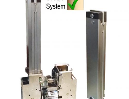 KSC-2000 Kartenspender mit 2 Sicherheitswechselmagazinen