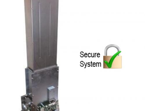 KSC-2100 Kartenspender mit Sicherheitswechselmagazin