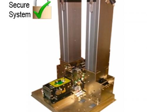 KSC-5600 Kartenspender mit RF + 2 Sicherheitsmagazinen