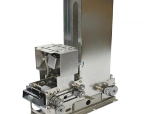 BHM-2200 Kartenspender mit Barcodeleser