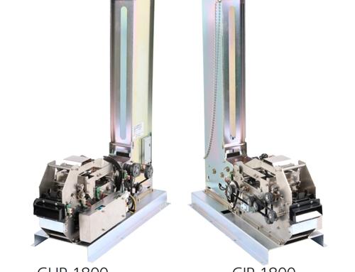CIP-1800 Kartendrucker mit RF-Kodierer