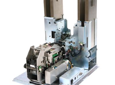 CIP-6000 Kartendrucker mit RF-Kodierer und 2 Wechselmagazinen CIP-6000 Card printer