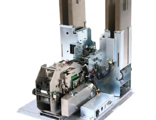 CIP-6000 Kartendrucker mit RF-Kodierer und 2 Wechselmagazinen