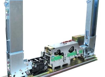 CPS-Serie Kartendrucker mit Kodierer und Sammler CPS-Series Card printer encoding station