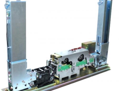 CPS-Serie Kartendrucker, Kodierstation, 1-2 Wechselmagazine