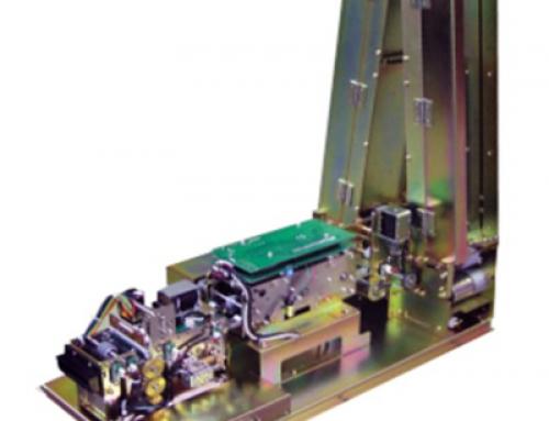 KYP-5000 Kartendrucker mit Kodierer und 2 Magazinen