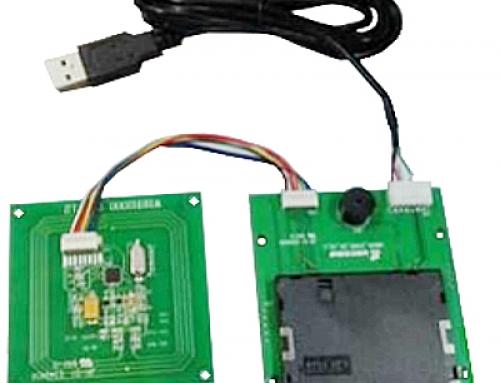 TBSR-2000 Kartenleser Chip + RF