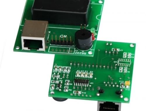TFM-100 RF-Kartenleser
