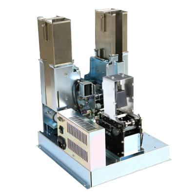 BIM-6600 Kartenspender mit Barcodeleser + 2 Wechselmagazinen