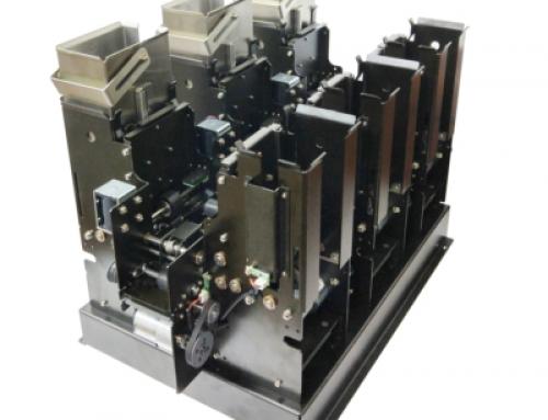 KYT-9600 Kartenspender mit 6 Magazinen